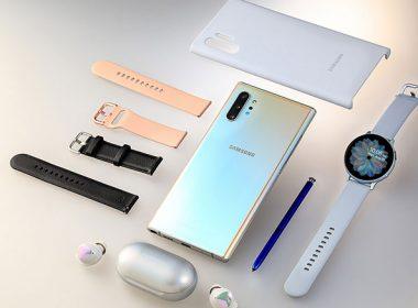 三星推限量「閃耀奇機組」,Note10+、Galaxy Watch Active2和Galaxy Buds一步到位只要NT$44888 @LPComment 科技生活雜談