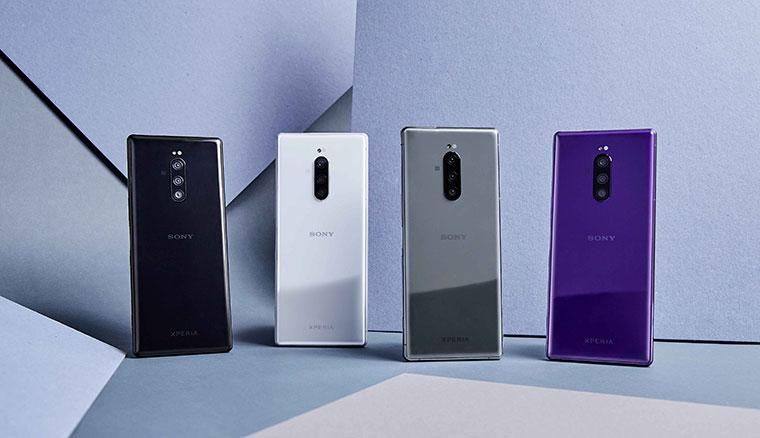 Sony Mobile公布Xperia 1 / 5共八款機種Android 10更新時程與冬季促銷方案
