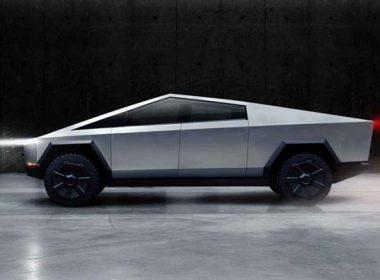 Tesla正式發表電動貨卡Cybertruck,造型如同高科技裝甲車 @LPComment 科技生活雜談