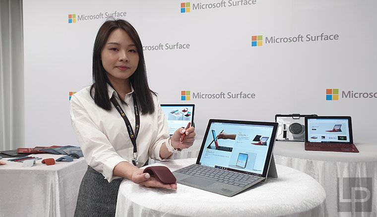 微軟Surface Pro 7在台上市!Surface Laptop 3與ARM架構常時連網筆電Surface Pro X將接力開賣