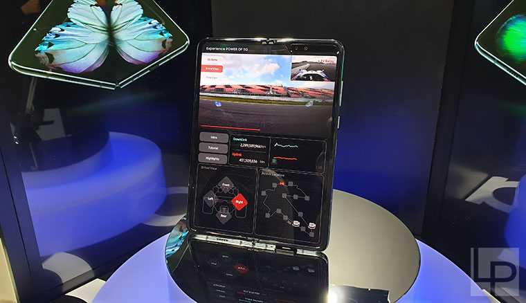 三星在台展出旗下多款5G手機,攜手NCC與3GPP宣示自身5G全球領導地位