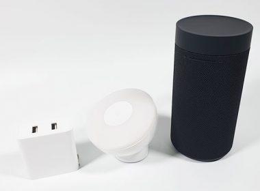 開箱/米家感應夜燈2、小米戶外藍牙喇叭、小米USB充電器36W快充版 @LPComment 科技生活雜談