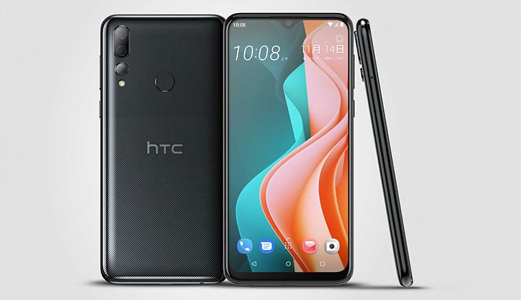 HTC公佈2019年12月份自結營業收入6.1億、1~12月累計100.1億創19年新低