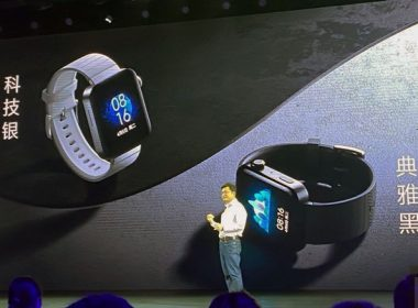 小米手錶發表:神似Apple Watch,其實是和高通、Google深度合作的產物 @LPComment 科技生活雜談