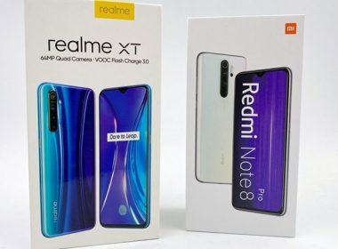 同為6400萬畫素:realme XT、Redmi Note 8 Pro相機比拍照效果比較 @LPComment 科技生活雜談