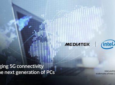 Intel與聯發科將攜手開發PC用5G晶片,Dell與HP將率先採用 @LPComment 科技生活雜談