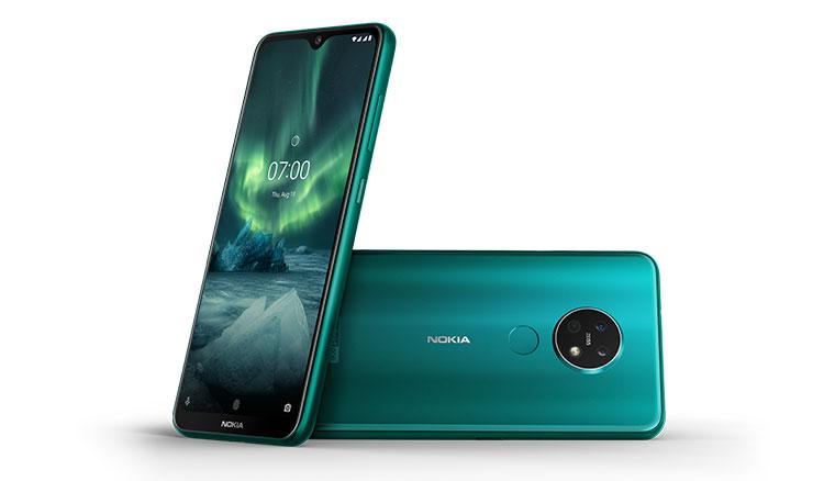 迎接聖誕,Nokia 7.2翡翠綠與Nokia 2720 Flip酷玩紅新色雙雙登場