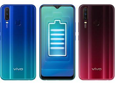 大螢幕+5000mAh大電池!vivo Y12單機售價5千有找 @LPComment 科技生活雜談