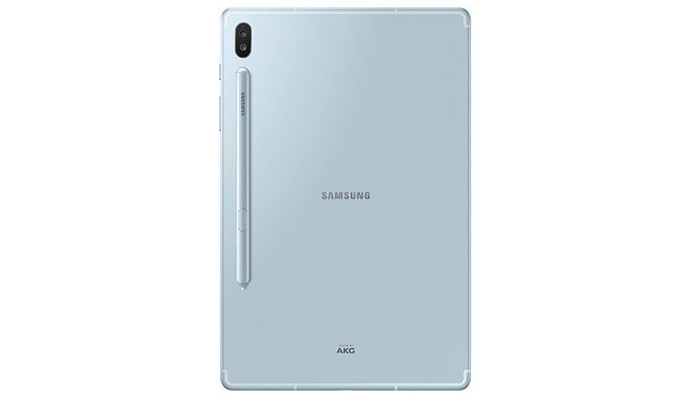 三星在台推出Galaxy Tab S6 LTE平板,送配件與YouTube Premium四個月