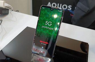 Sharp 5G原型機以及AQUOS Zero 2旗艦機在台亮相 @LPComment 科技生活雜談