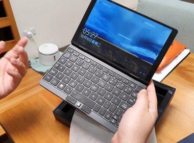 壹號本OneMix3 Pro開箱動手玩:內建10代Intel i5的8.4吋超小筆電 @LPComment 科技生活雜談