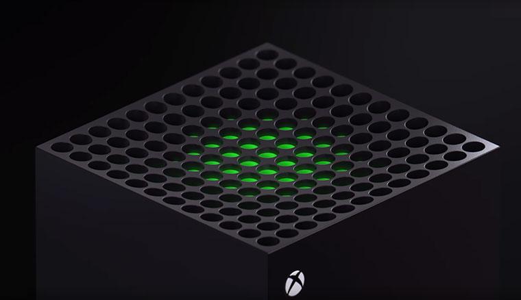 微軟正式公開次世代家用遊戲主機Xbox Series X,採立方體機箱設計