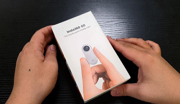 Insta360 GO開箱:拇指大小蘊含強大穩定防震能力!該不該買?優缺點?