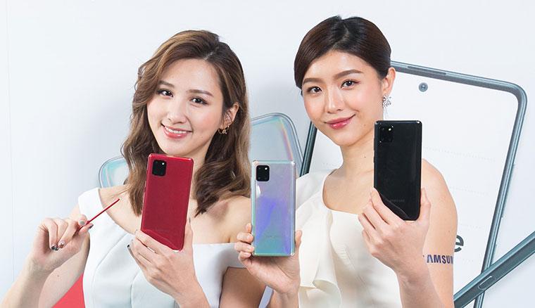 三星在台推出Note10 Lite,售價2萬1有找!S10 Lite無緣上市