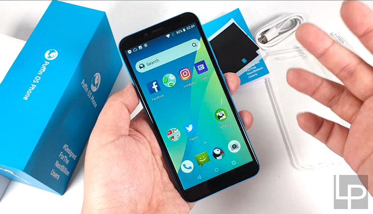 Puffin OS Phone開箱:這款智慧型手機的作業系統是台灣團隊開發的!