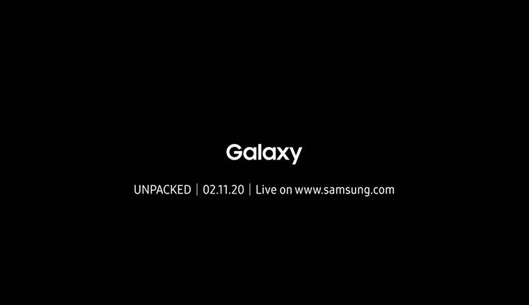 三星發表會2/11登場,預告圖暗示將推出Galaxy S11(S20)與Fold 2兩款新機