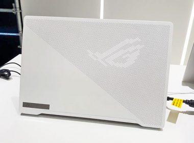 華碩CES 2020全系列新品動手玩!具備LED點陣上蓋的西風之神、870g超輕機身商務筆電 @LPComment 科技生活雜談