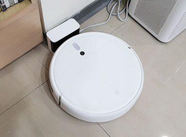 米家掃拖機器人1C開箱!售價不到NT$6600值得買嗎? @LPComment 科技生活雜談