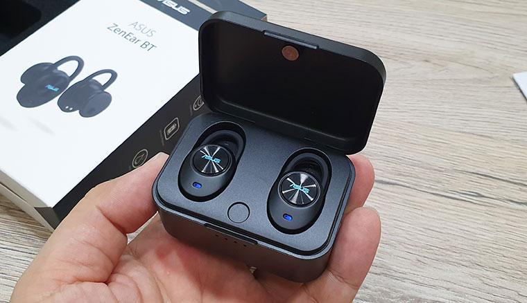 華碩首款真無線藍牙耳機:ASUS ZenEar BT開箱