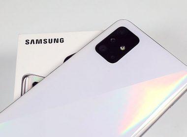 Samsung Galaxy A51開箱評測:L排列四鏡頭+置中挖孔螢幕 @LPComment 科技生活雜談