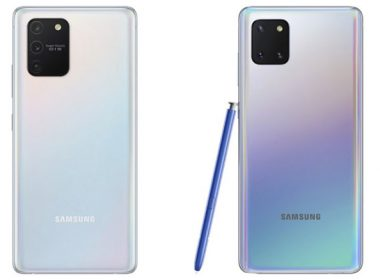 三星正式公開Galaxy S10 Lite與Note10 Lite兩款新機 @LPComment 科技生活雜談