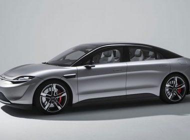 Sony在CES 2020發表了一台電動汽車:Vision-S @LPComment 科技生活雜談