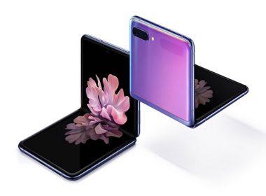 三星發表直立摺疊螢幕手機Galaxy Z Flip,多種角度與分割應用 @LPComment 科技生活雜談