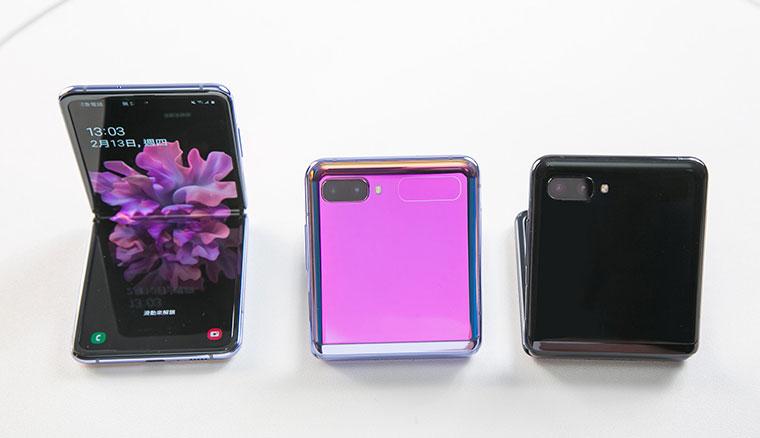 動手玩\三星Galaxy Z Flip翻蓋折疊手機在台推出,售價NT$48880