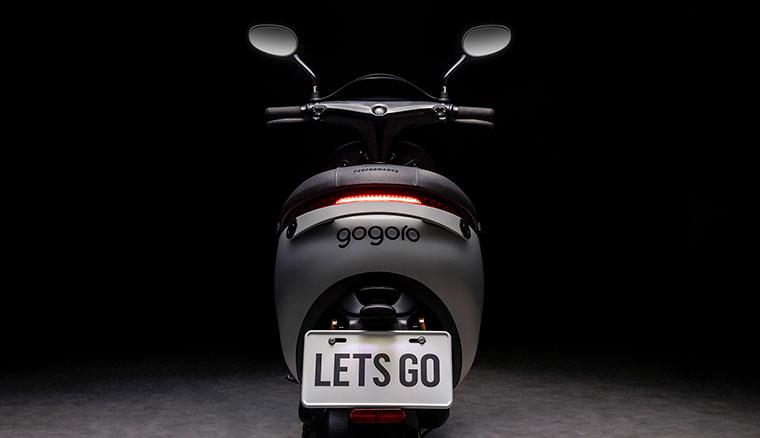 Gogoro S1推出了「冰岩灰」新色
