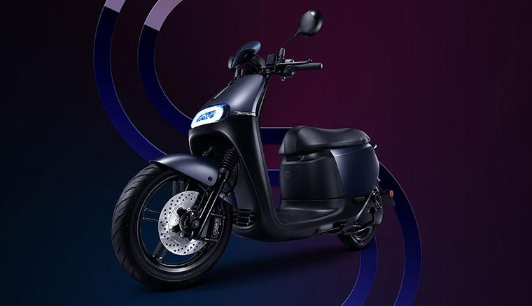 Gogoro S2 ABS新增新增石墨灰車色與Café Racer款式