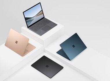 微軟美型輕薄筆電Surface Laptop 3正式在台推出13.5吋版本 @LPComment 科技生活雜談