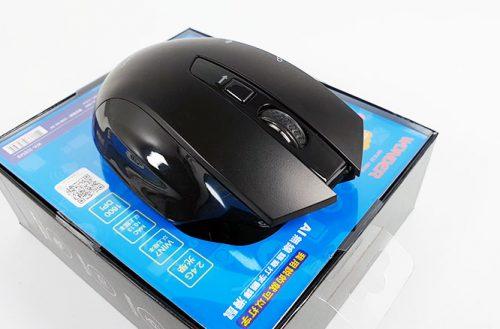 聽寫、翻譯、聲控電腦都OK!旺德AI無線語音打字翻譯滑鼠WA-I08MB開箱 @LPComment 科技生活雜談
