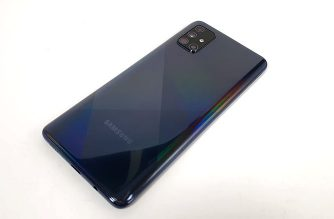 三星Galaxy A71實測:表現均衡的中高階機型,配備大螢幕與6400萬4+1鏡頭 @LPComment 科技生活雜談