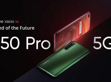 真我旗艦realme X50 Pro發表:s865、LPDDR5、5G雙組網、4+2相機鏡頭 @LPComment 科技生活雜談