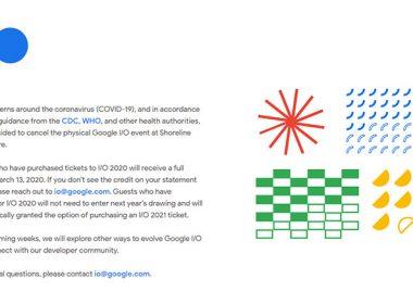 防武漢肺炎,Google I/O 2020確認將取消實體活動 @LPComment 科技生活雜談