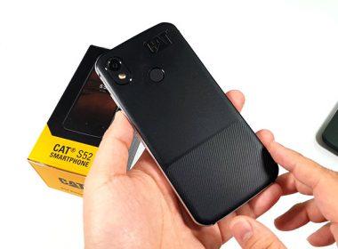 硬派設計、軍規三防、薄型機身:CAT S52簡單開箱測試 @LPComment 科技生活雜談