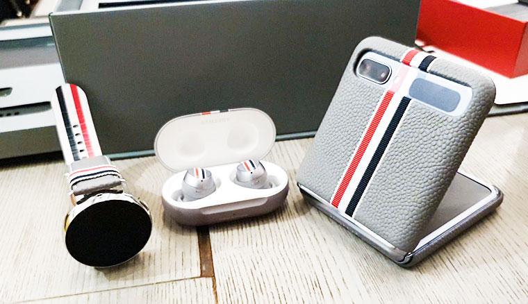 紐約時尚與科技的完美融合:三星Galaxy Z Flip Thom Browne特別版開箱