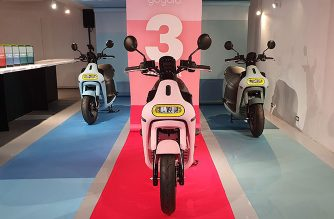 Gogoro 3 Delight發表:加入自動倒車與漸層車色、3系列全面改用12吋框 @LPComment 科技生活雜談