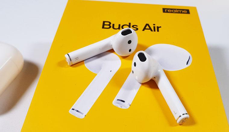 realme Buds Air開箱實測:高CP值的「類AirPods」真無線藍牙耳機!