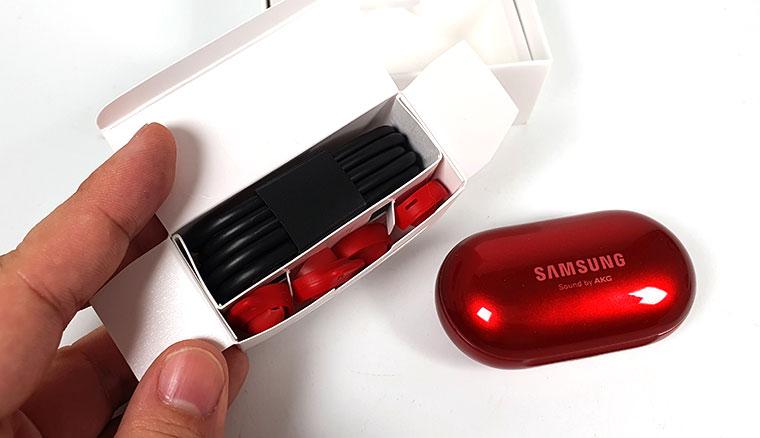 台灣未上市,三星Galaxy Bud+韓國限定紅色款開箱!