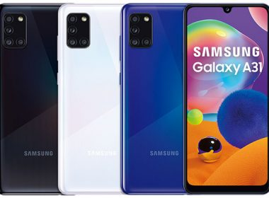 三星在台推出萬元有找平價機Galaxy A31,配備6.4吋螢幕與4鏡頭主相機 @LPComment 科技生活雜談