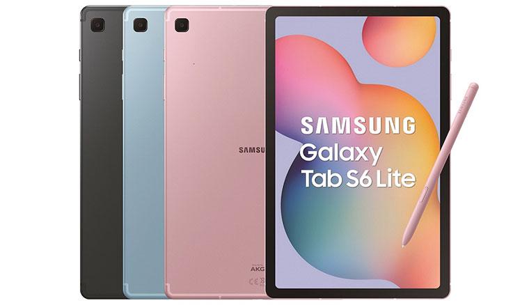 支援S Pen且價格更低:三星Galaxy Tab S6 Lite平板5/1在台上市