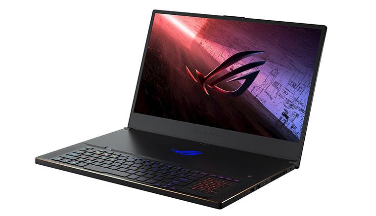 以升降雙螢幕ROG Zephyrus Duo 15為首的多款10代Intel Core i H系列處理器電競筆電登場