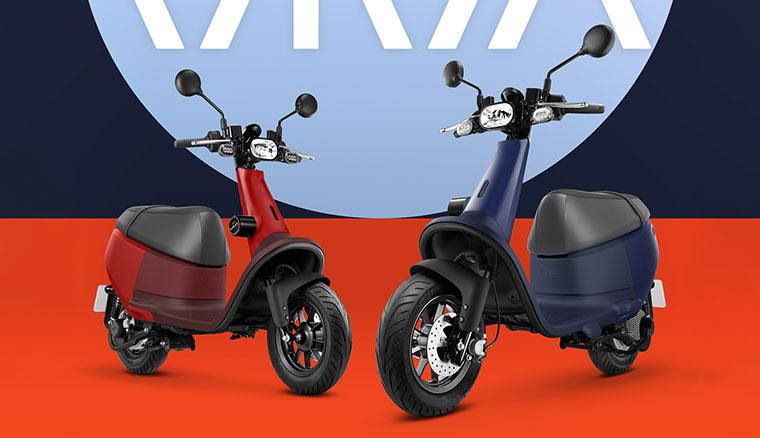 扭力更強的Gogoro VIVA Plus發表,Gogoro VIVA Lite限時降價
