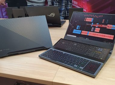 以升降雙螢幕ROG Zephyrus Duo 15為首的多款10代Intel Core i H系列處理器電競筆電登場 @LPComment 科技生活雜談