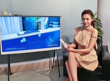 三星在台發表全新設計生活系列電視The Frame、The Serif、The Sero @LPComment 科技生活雜談