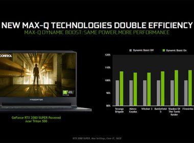 NVIDIA公佈GeForce RTX 2080 Super與RTX 2070 Super遊戲筆電獨顯 @LPComment 科技生活雜談