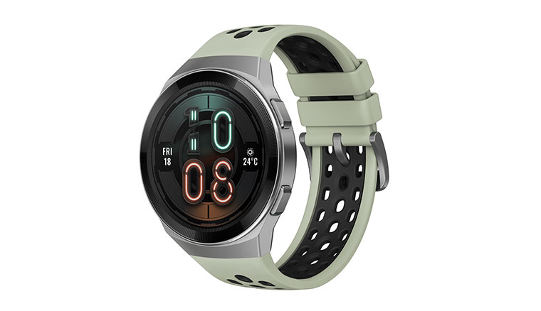 華為在台推出HUAWEI WATCH GT 2e、HUAWEI Band 4 Pro兩款穿戴裝置