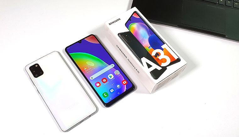 三星Galaxy A31 開箱實測:萬元有找的大螢幕大電力四鏡頭手機究竟香不香?