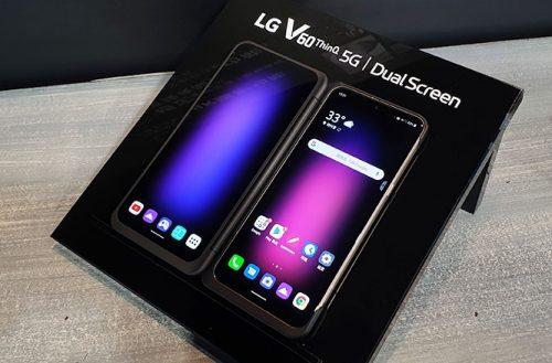 LG V60 ThinQ 5G Dual Screen在台發表,主打雙螢幕配件、8K錄影與ASMR顱內高潮收音功能 @LPComment 科技生活雜談